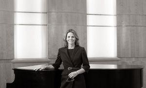 Kirsten Morgan, Executive Director of the Diller-Quaile School of Music
