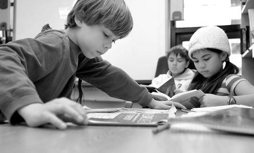 Recess Reading Break - The Calhoun School