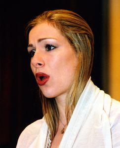 Portrait of Opera Soloist