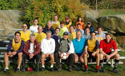 Dan Alexander's Alumni Soccer Team