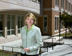 Dr. Eileen Mullady, Horace Mann - Head of School 1995-2005