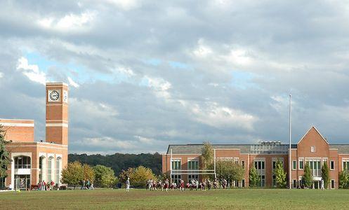 Horace Mann's Clark Field