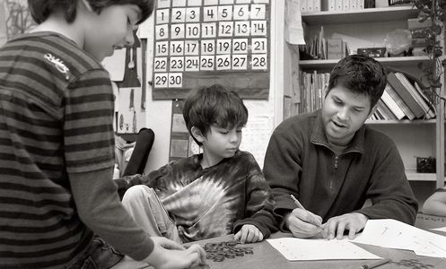 Math Class and Coin Counting - The Calhoun School