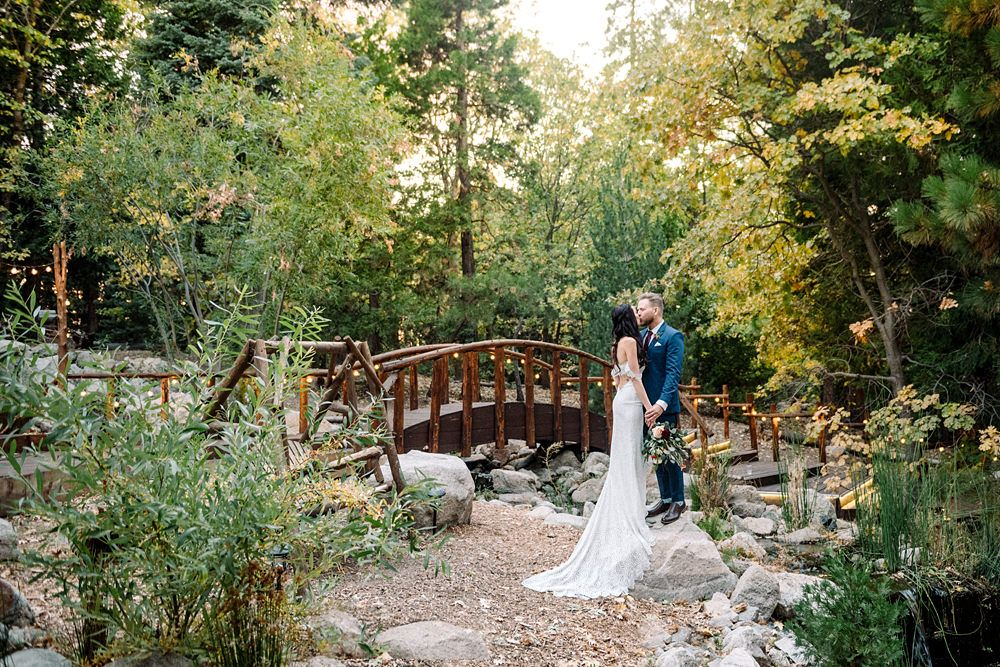 Pine Rose Wedding at Hidden Creek