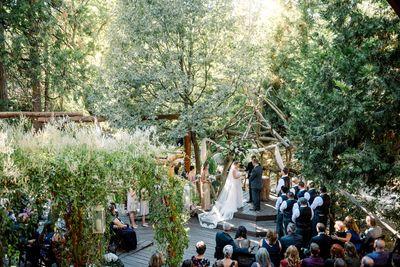 Pine Rose Weddings at Hidden Creek
