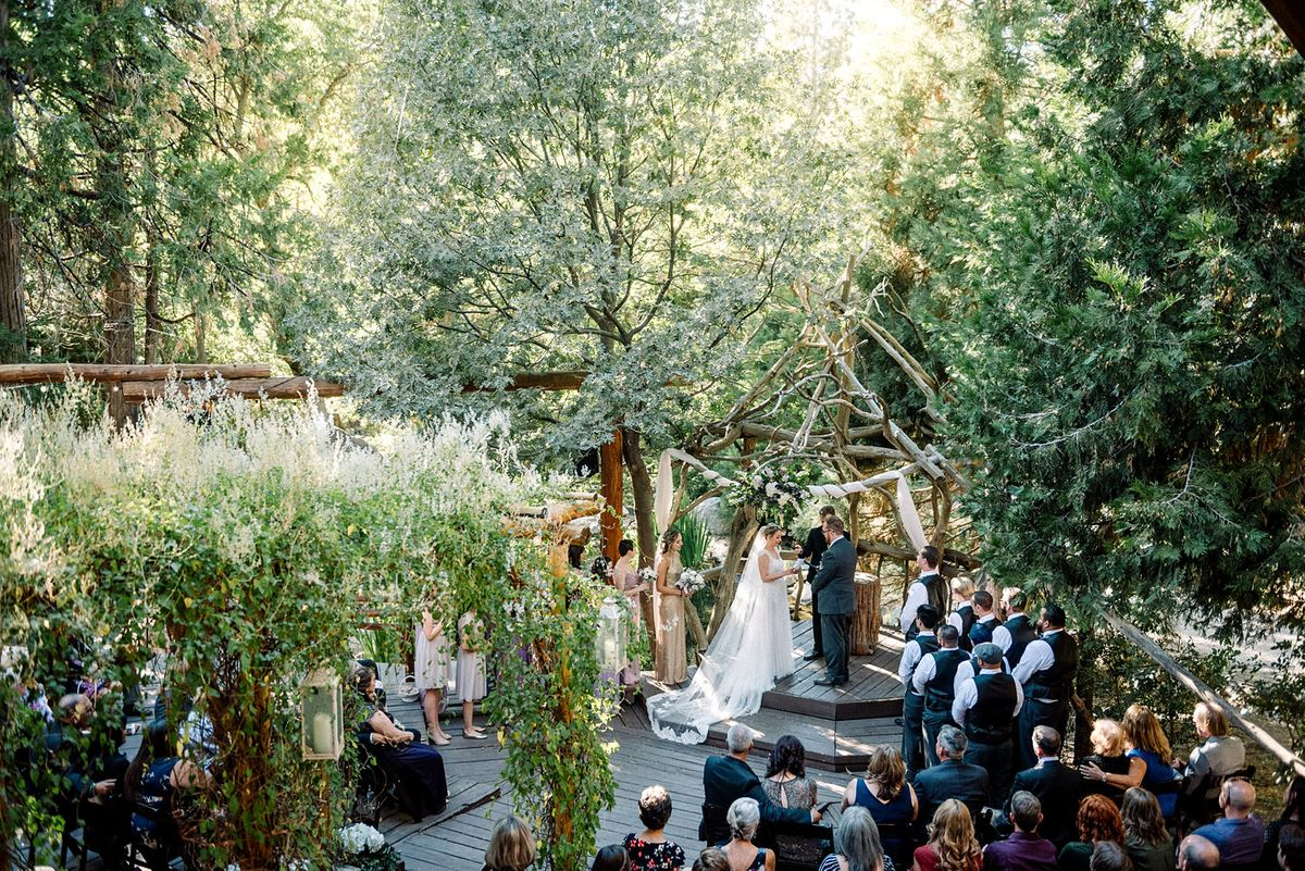 Pine Rose Weddings at Hidden Creek