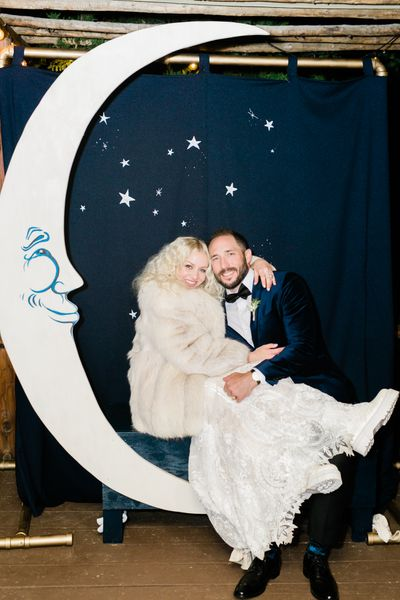 Moon Photo Booth