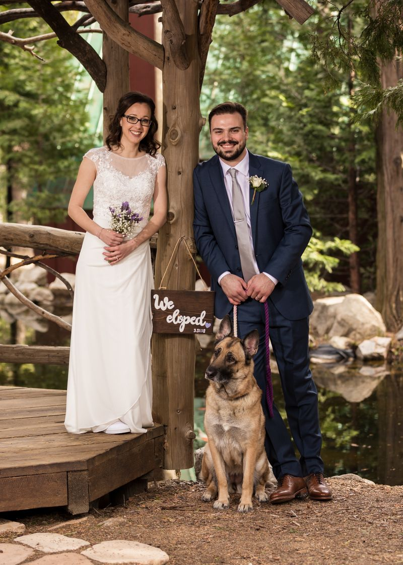 Cedar Creek Elopement