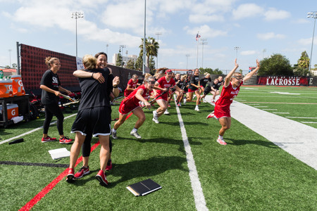 San Diego State Women's Lacrosse MPSF Champions