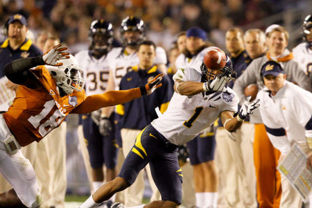 NCAA FOOTBALL: Bridgepoint Education Holiday Bowl - California v Texas