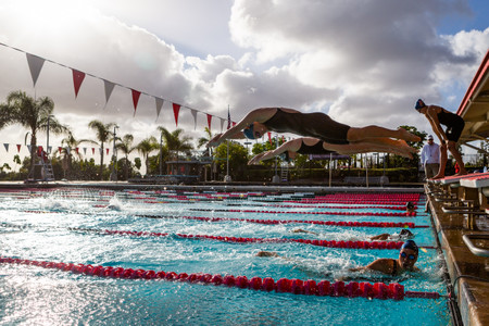 Swimming Sports Photography