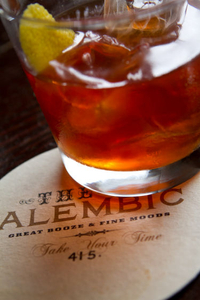 Alembic Old Fashioned