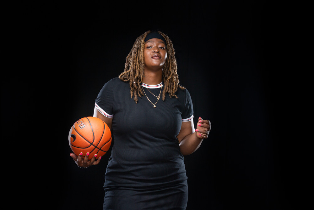 Women's Basektball Portraits