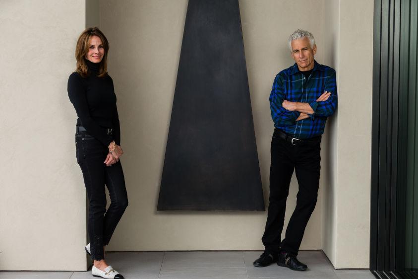 Matt & Nancy Browar Sanford-Burnham-Prebys Magzine