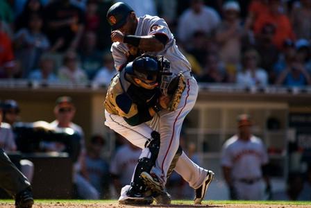 MLB: San Francisco Giants at San Diego PadresPadres