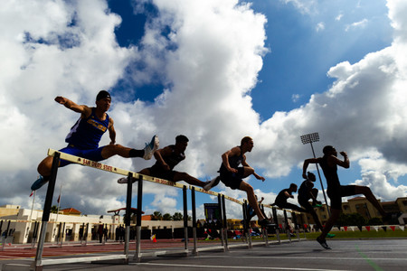 Men's Track & Field Competition