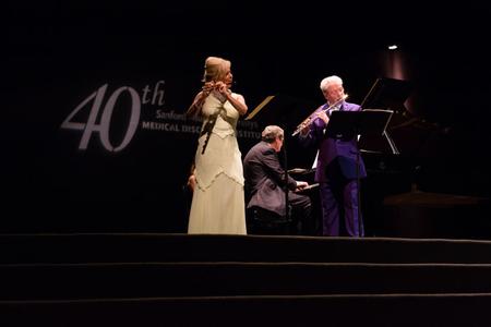 CONCERT: Sanford-Burnahm-Prebys Tribute Concert