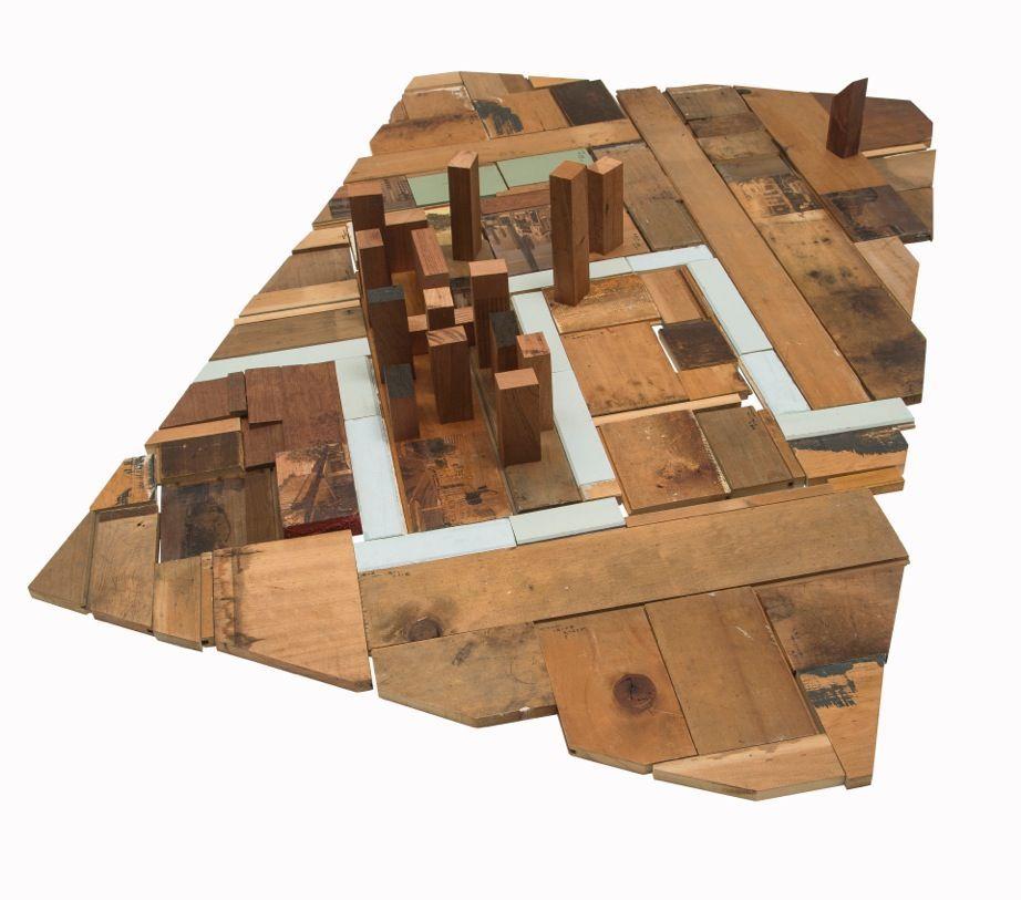 City of Timber (with Haiku). 2015