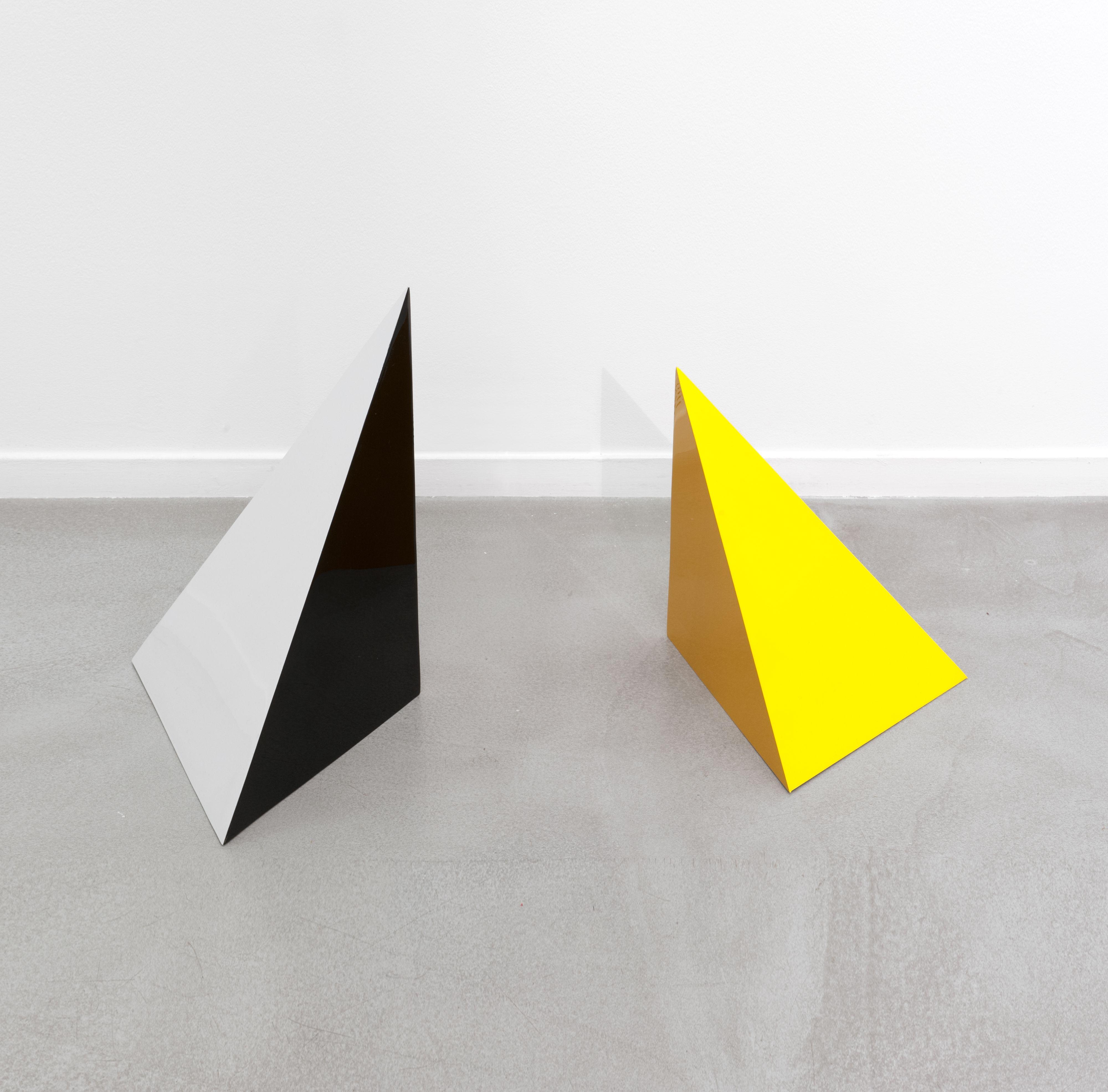 Metallic Sculptures, 2019