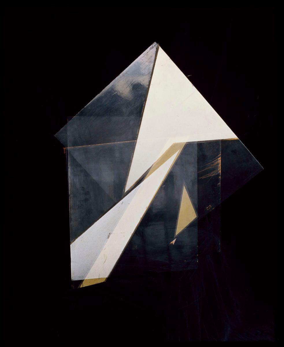 Wooden Origami #1 (Arrow), 2014