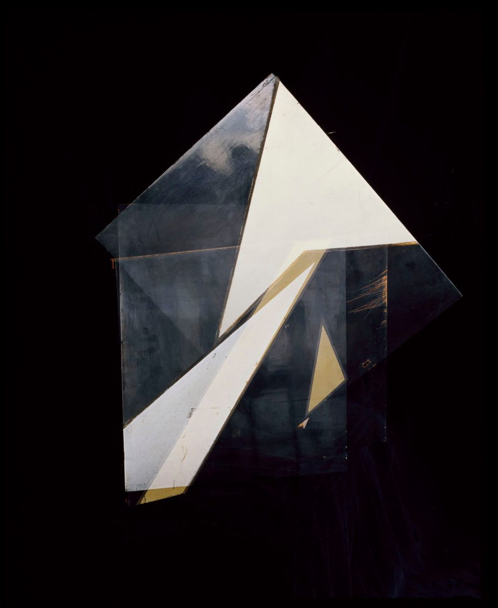 Wooden Origami #1, 2014