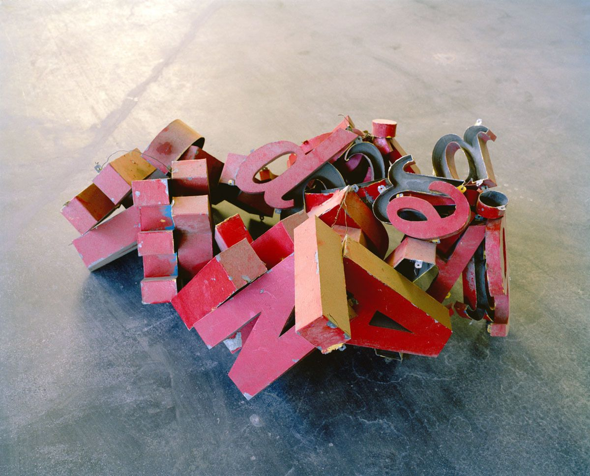 Formation of a Thought, 2008