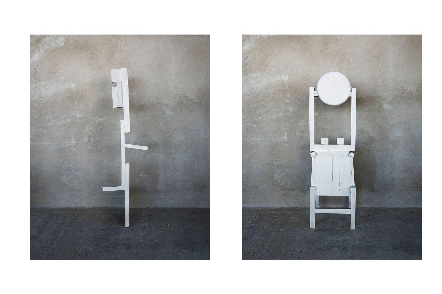 Furniture Totem (#5 left, #1, right)