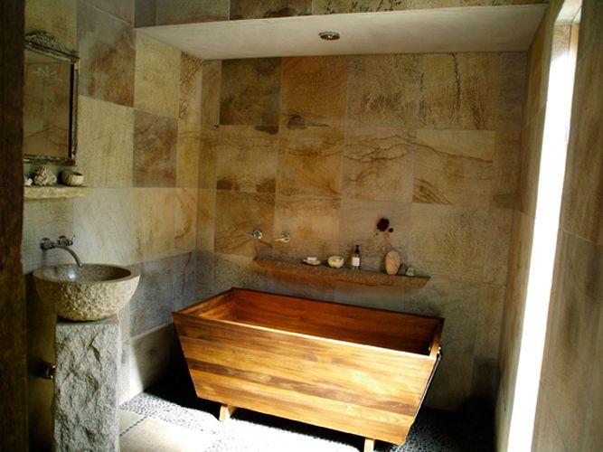 Bathroom renovation: Montauk photographer's house