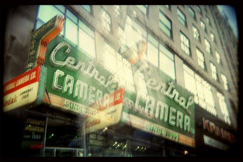 Travels in Plastic: Central Camera, Chicago, IL