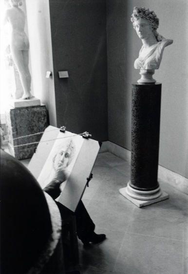 Louvre Sketchers