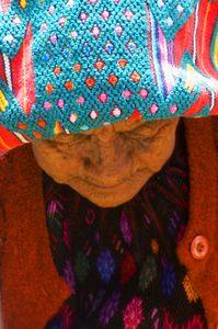 Tapestry - Chichicastenango, Guatemala