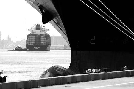 Outward Bound Georgia Ports