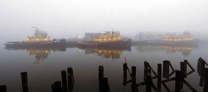 Savannah River Tugs
