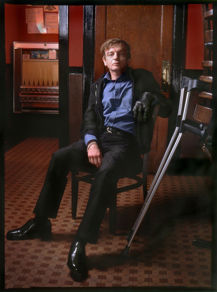 MARK E. SMITH, SINGER FOR PUNK/POST-PUNK BAND THE FALL