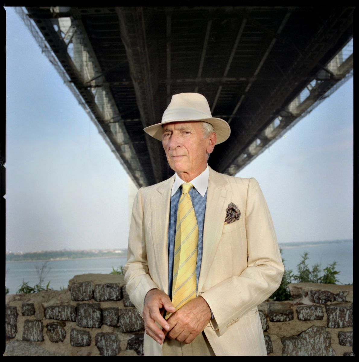 GAY TALESE, NON-FICTION AUTHOR, LITERARY JOURNALIST