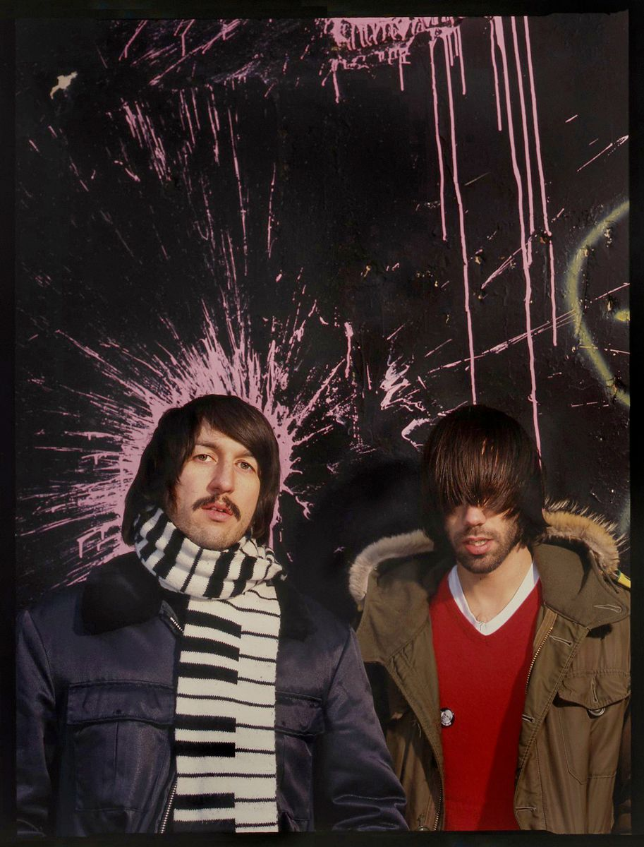DEATH FROM ABOVE 1979, ELECTRO DISCO PUNK BAND