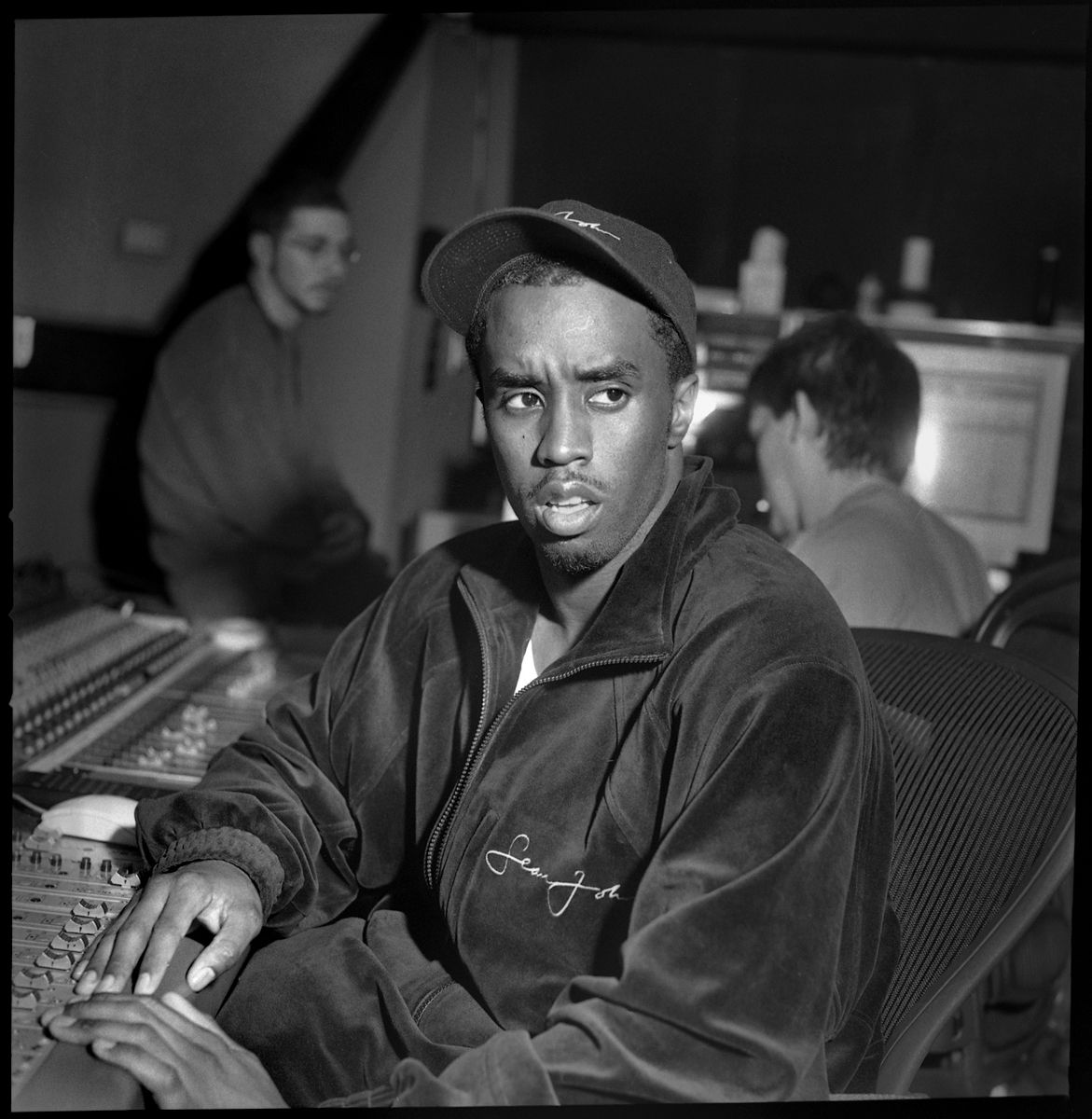 PUFF DADDY, RAPPER AND PRODUCER
