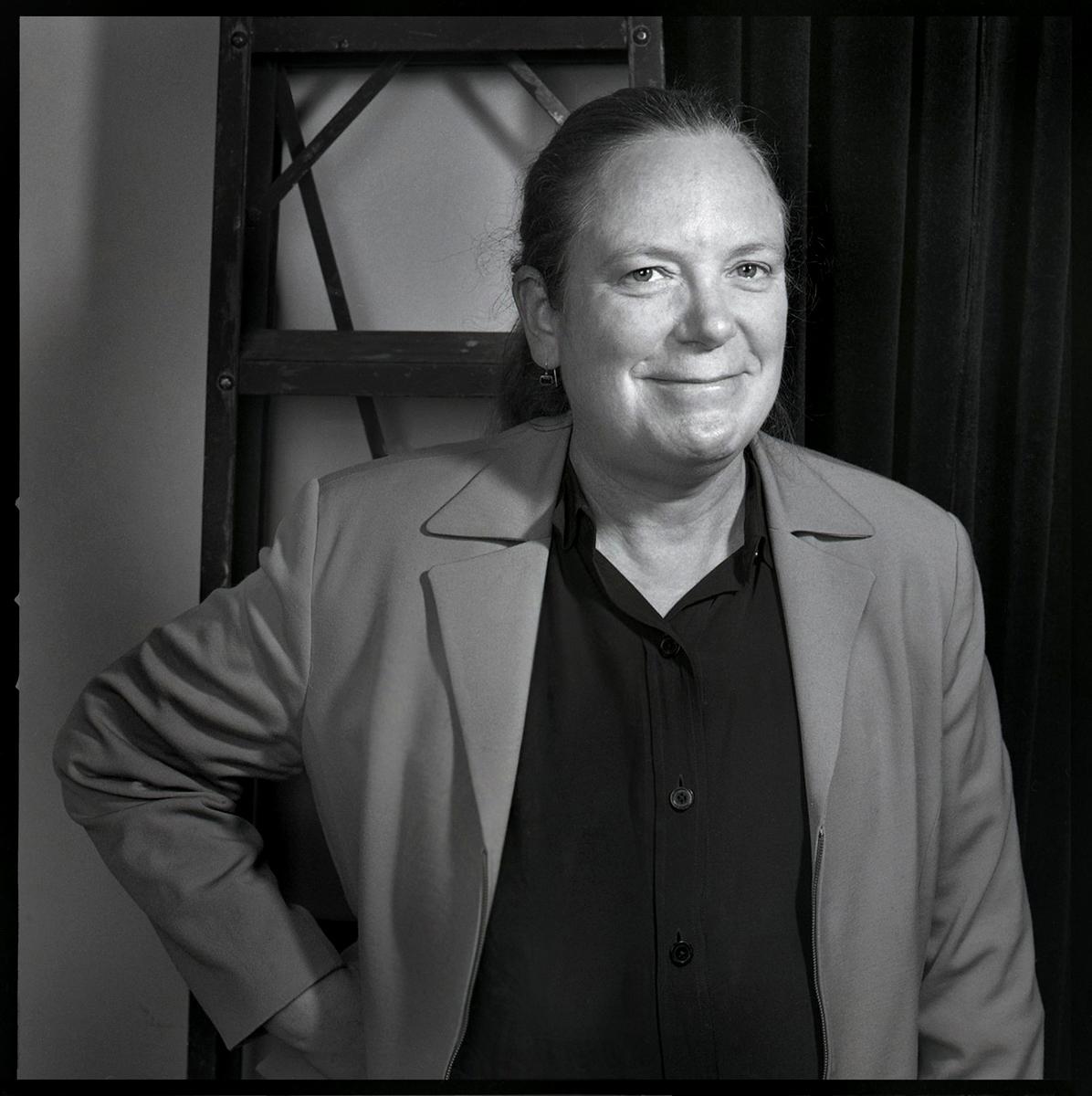 ANNE BOGART, STAGE DIRECTOR