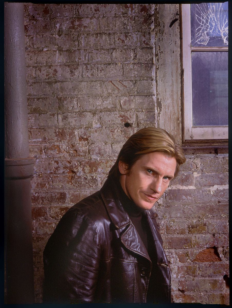 DENIS LEARY, COMEDIAN AND ACTOR