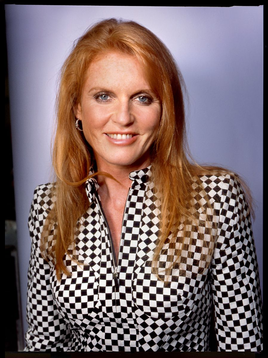 SARAH FERGUSON  /  DUCHESS OF YORK