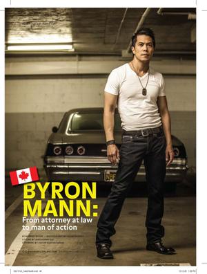 Byron Mann
