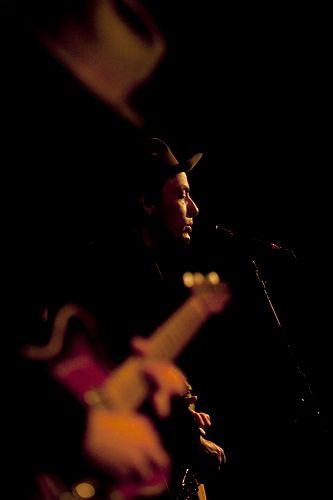 Jakob Dylan + Paul Rigby