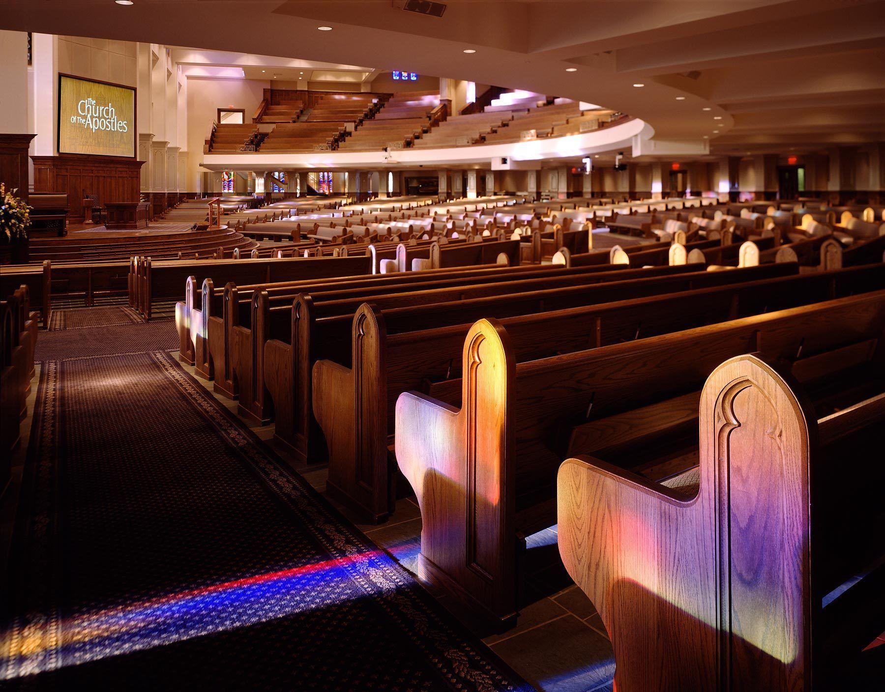 Church of the Apostles, Atlanta, GA.