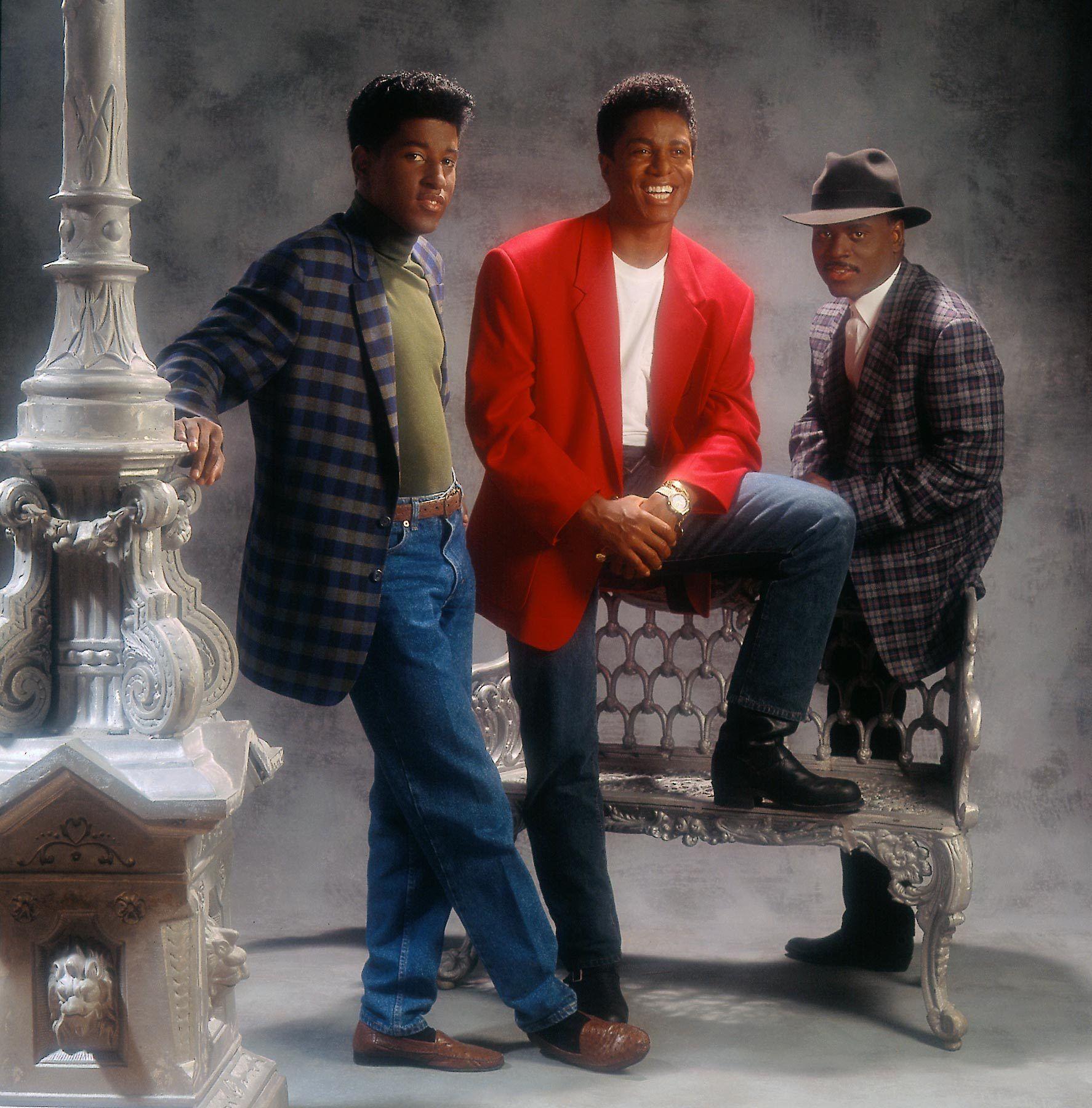 Babyface, Jermaine Jackson & LA Reid