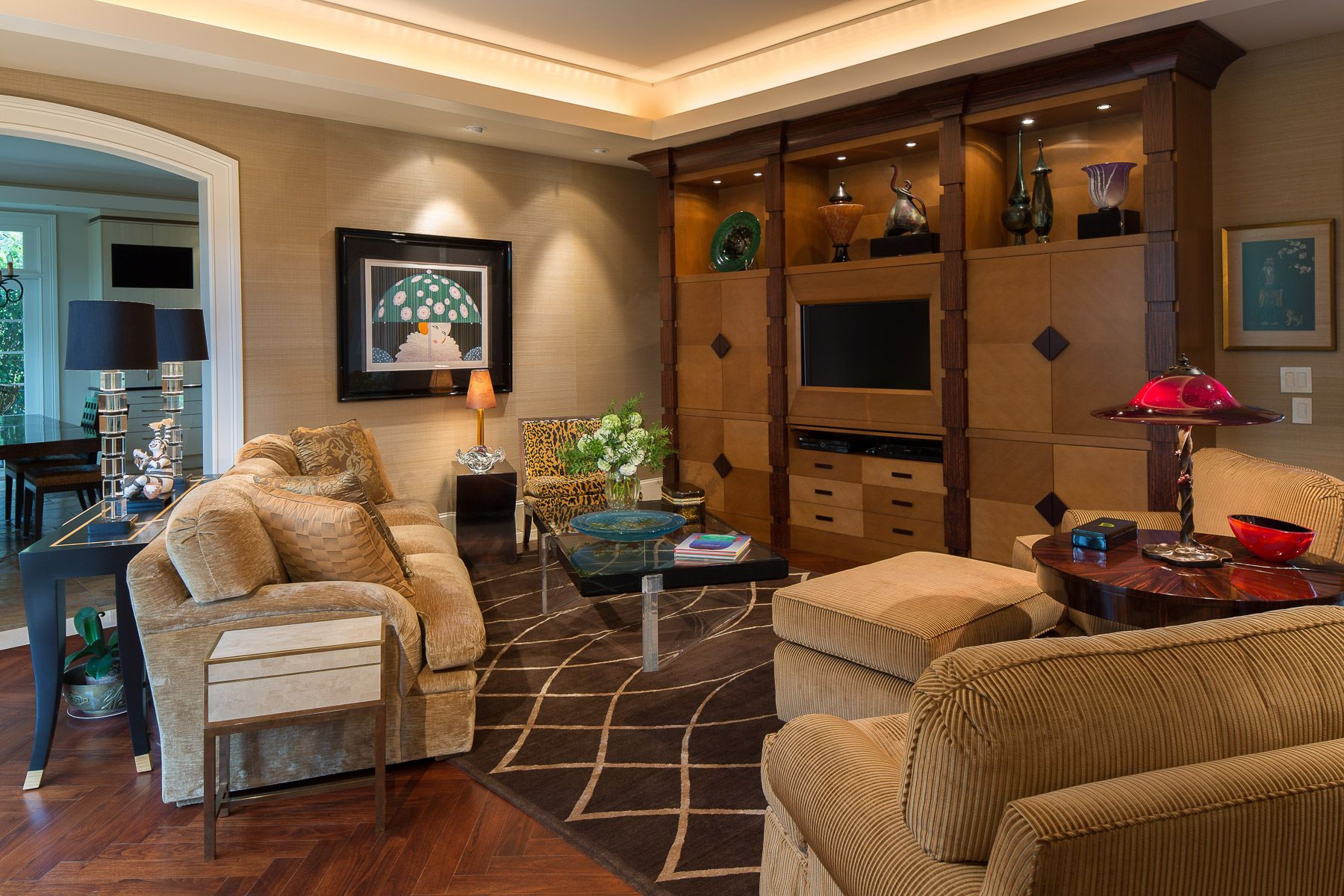 Livingroom- Kirsch Residence