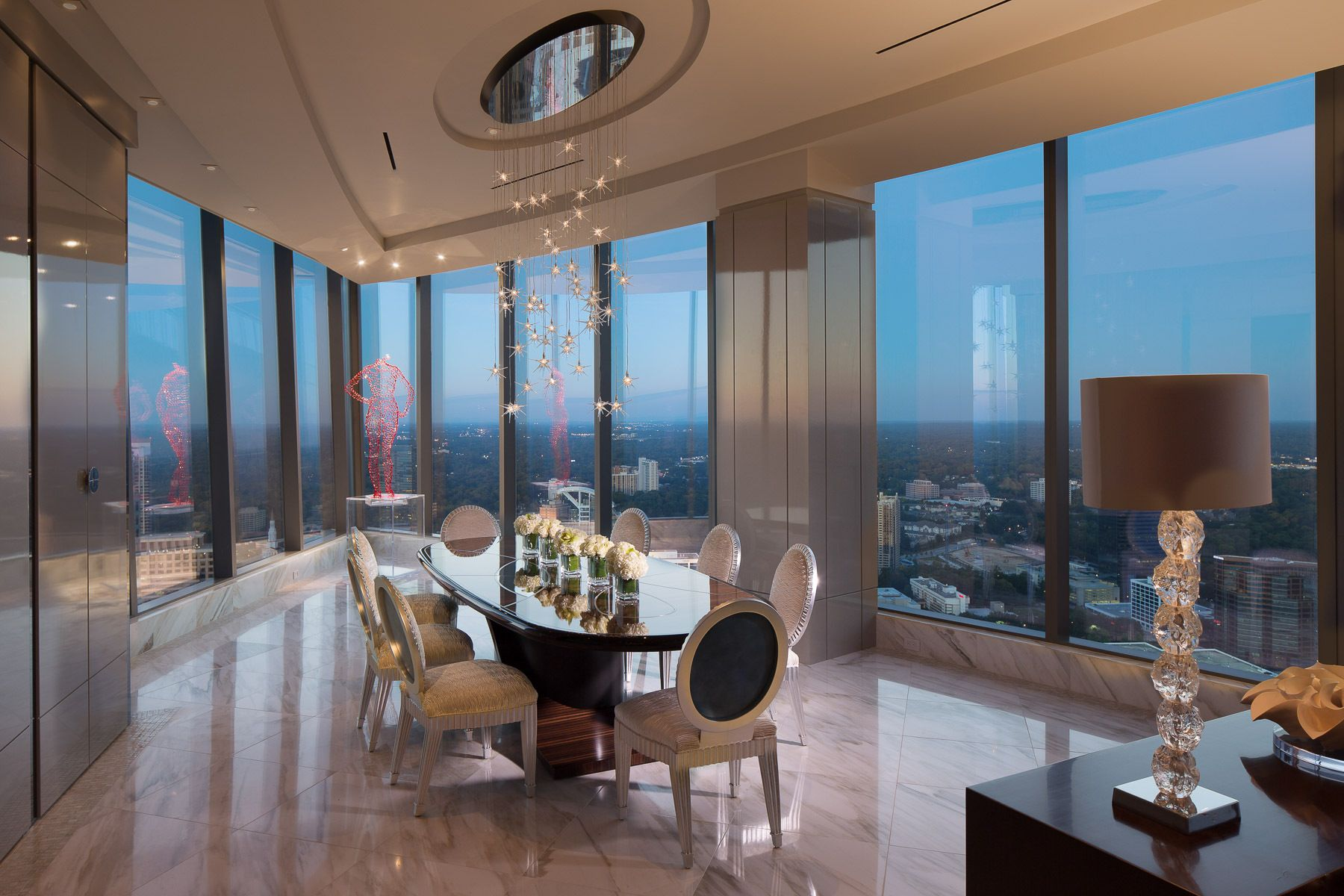 Dining Room- The Sovereign