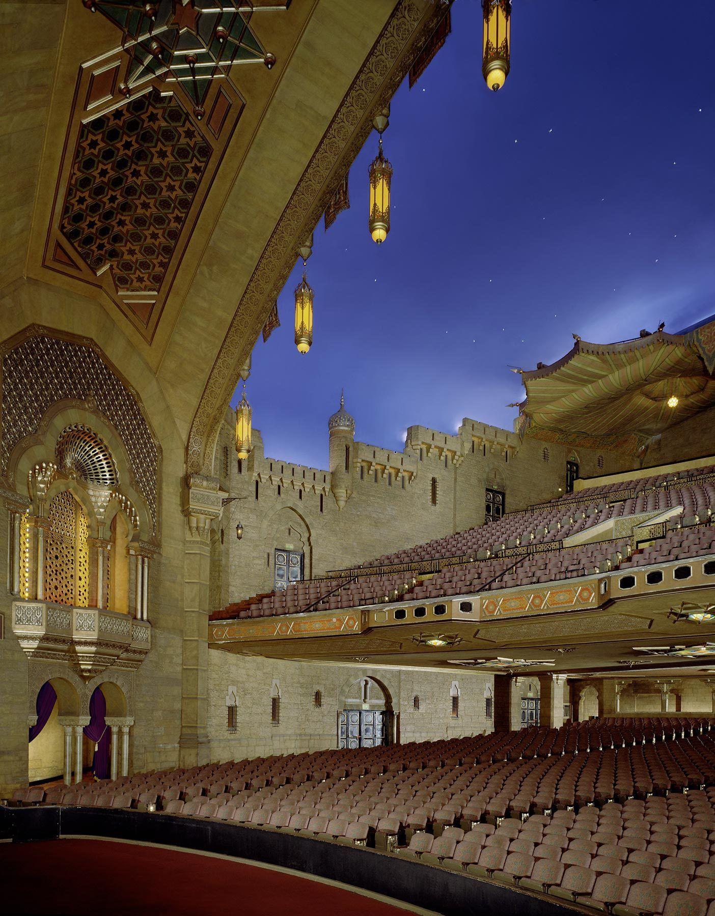 The Fox Theater, Atlanta, GA.