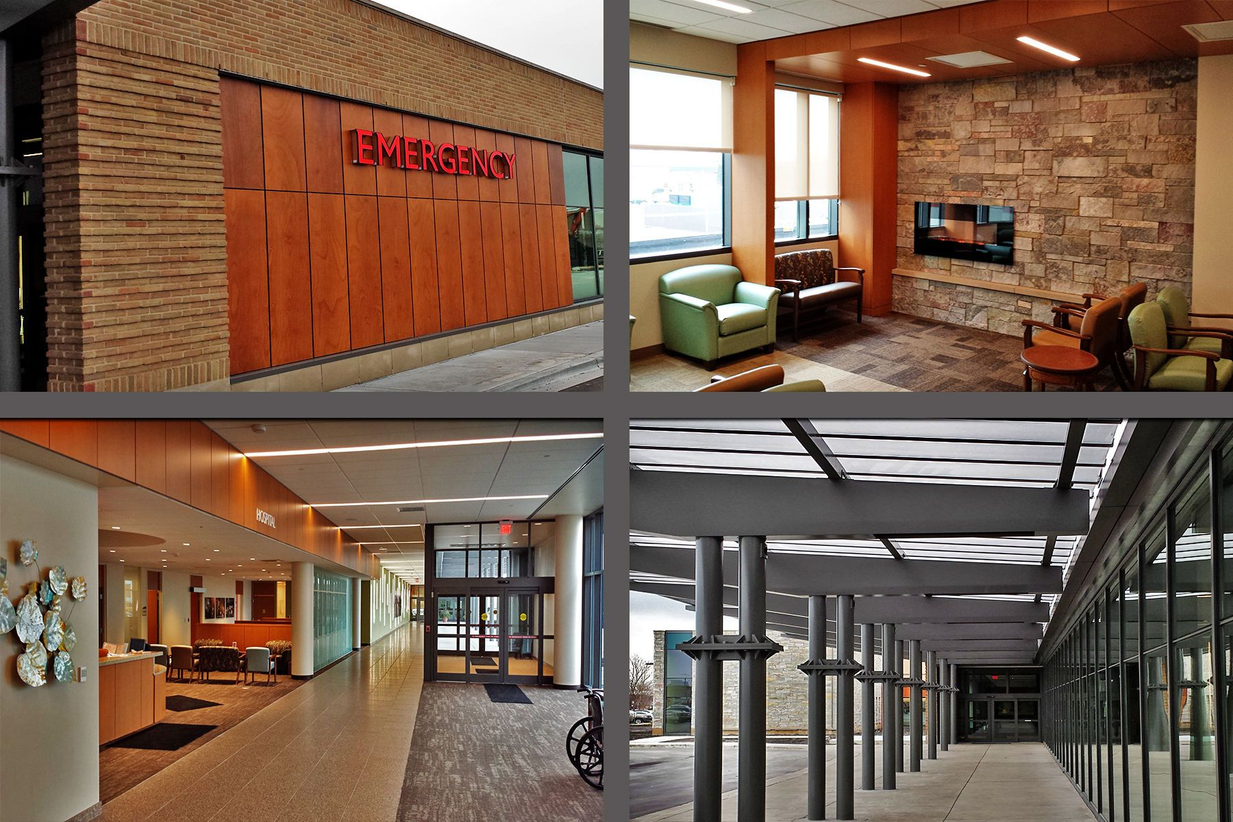 New Addition and Emergency Department