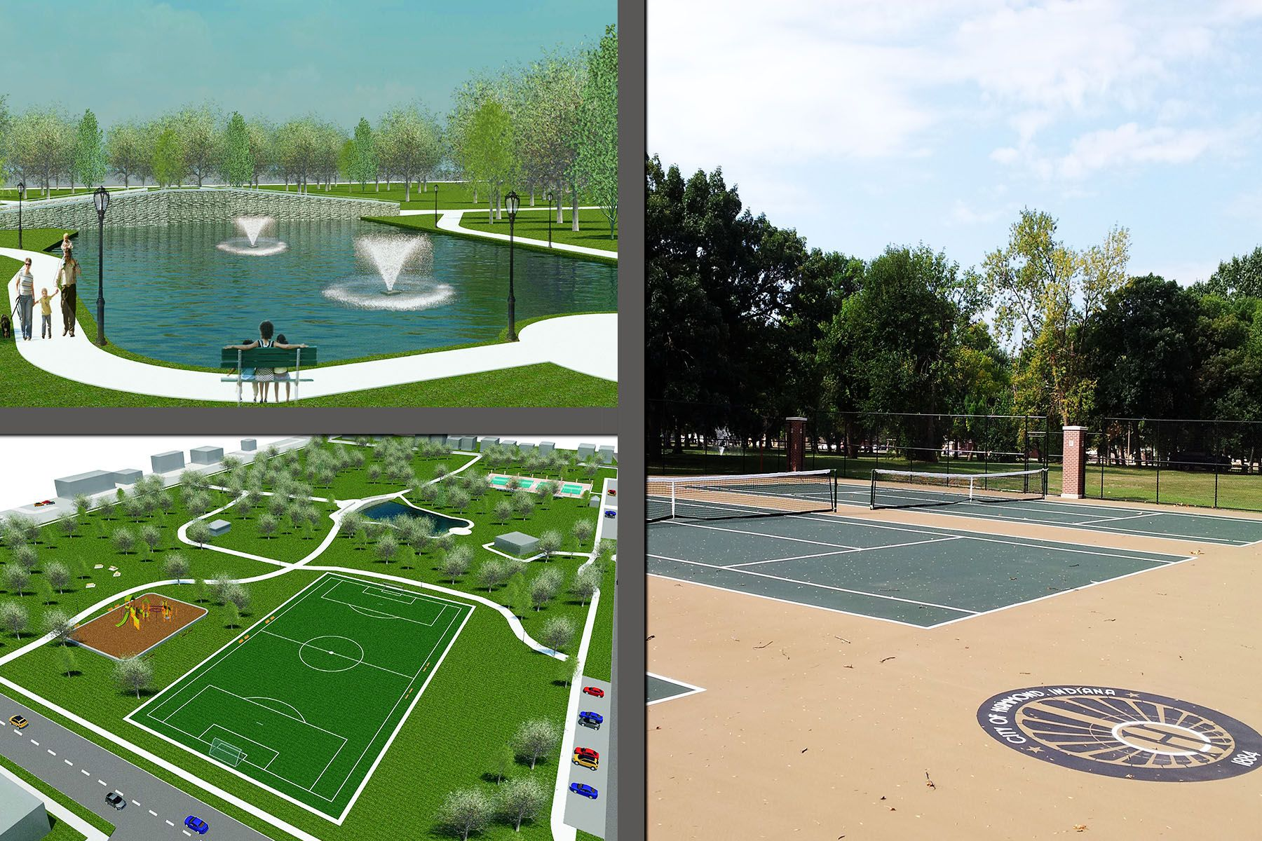 Harrison Park Master Plan and Renovation