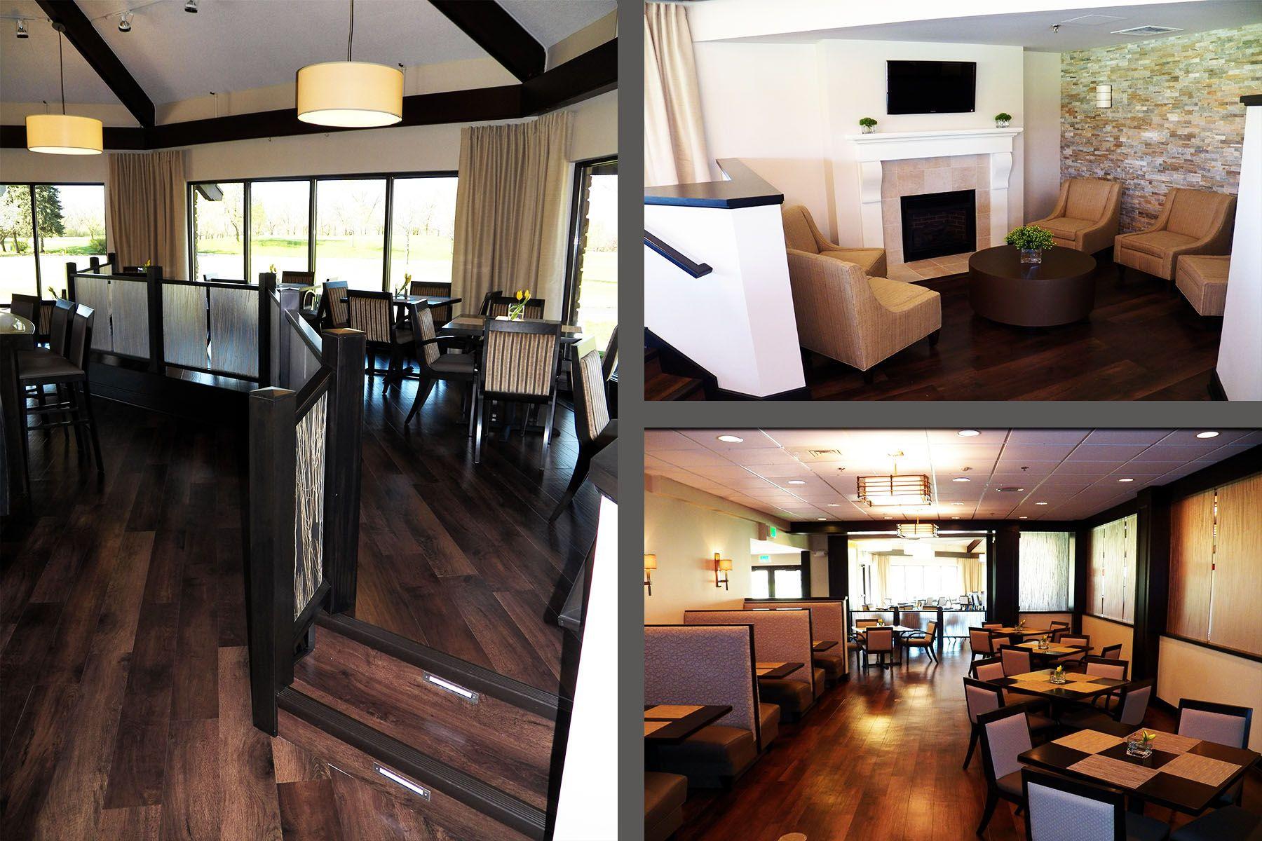 Briar Ridge Pro-Shop and Clubhouse Renovation